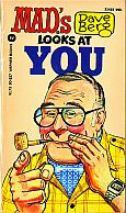 DAVE BERG LOOKS AT YOU MAD MUSEUM PAPERBACK BOOK
