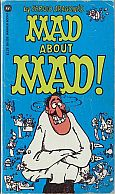 MAD ABOUT MAD MUSEUM PAPERBACK BOOK