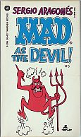 MAD AS THE DEVIL MAD MUSEM PAPERBACK BOOK