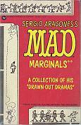 MAD MARGINALS MUSEUM PAPERBACK BOOK