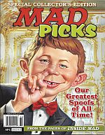 MAD PICKS MAD MAGAZINE THE MAD MUSEUM BOOK