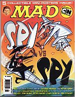 MAD PRESENTS SPY VS SPY