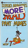 MORE MAD PANTOMIMES MUSEUM PAPERBACK BOOK