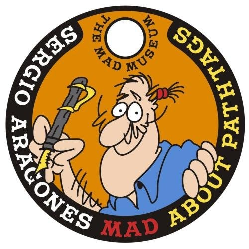 THE MAD MUSEUM PATHTAG MAD MAGAZINE USUAL GANG OF IDIOTS SERGIO ARAGONES