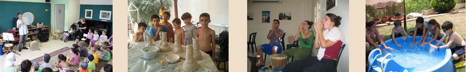 סדנאות תיפוף לילדים   סדנאות תיפוף למבוגרים   מעגל מתופפים   בנית דרבוקה