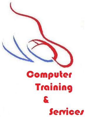 Computer Training & κατασκευή ιστοσελίδων (VO Logo)