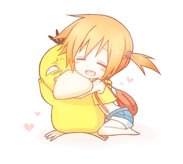 Anime Hug ichibiz