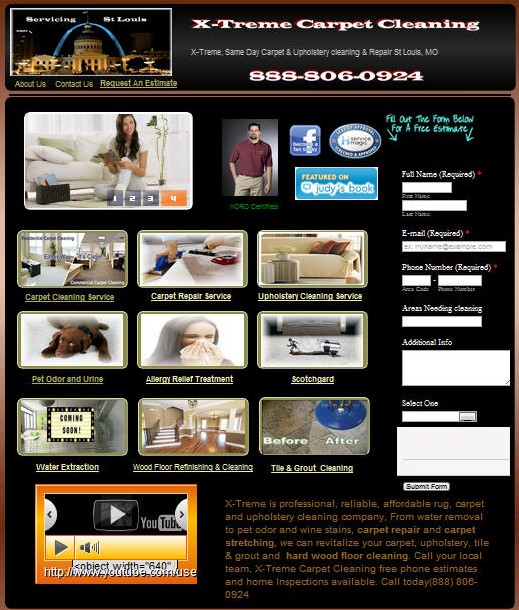 Carpet Cleaning St Louis, MO