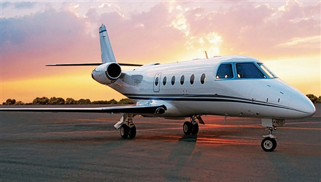 Private Jet MLM Networkmarketing