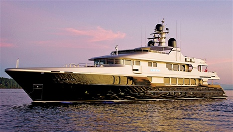 MLM Networkmarketing Yacht