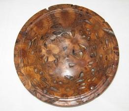 Banksia Burl bowl