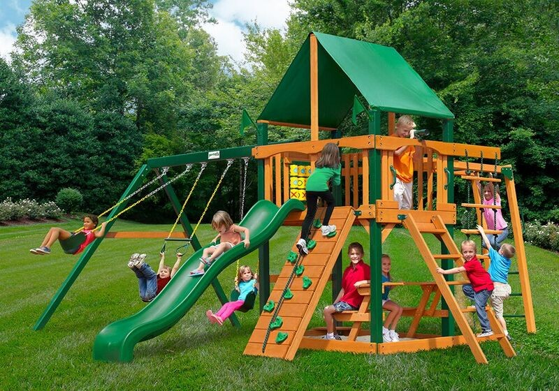 Wooden swing sets and playsets for sale in Chattanooga, Tn