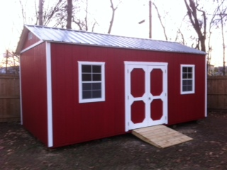 Portable Storage Buildings And Playground Equipment And