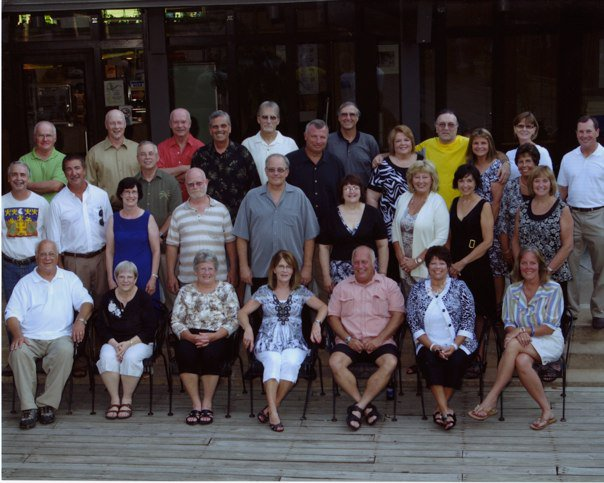 Costa Class 1970 - 40th Reunion