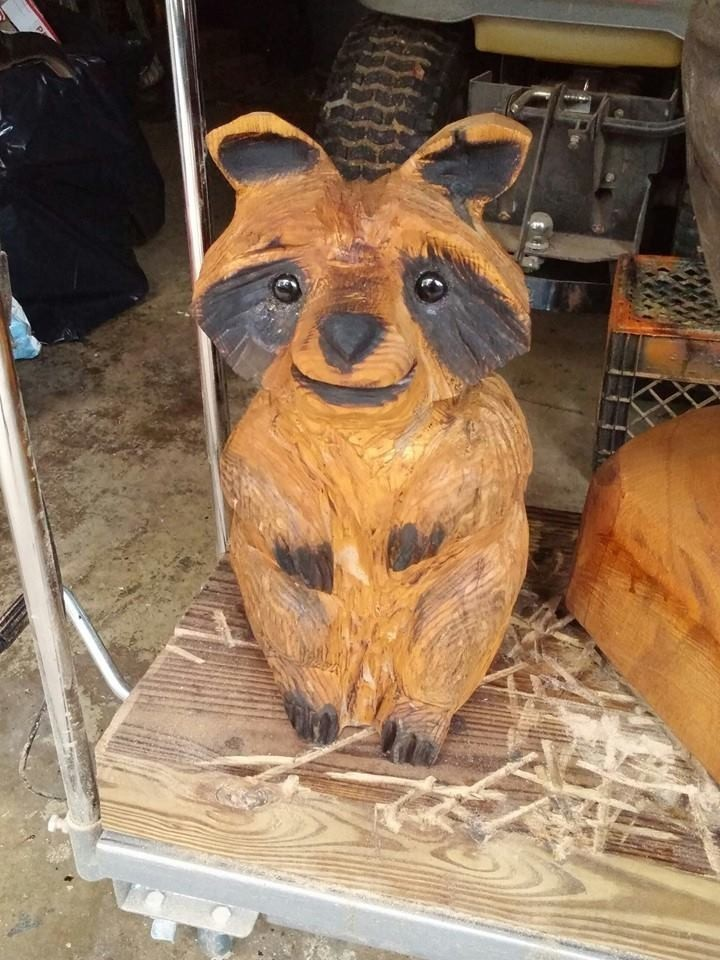 Chainsaw carving gallery