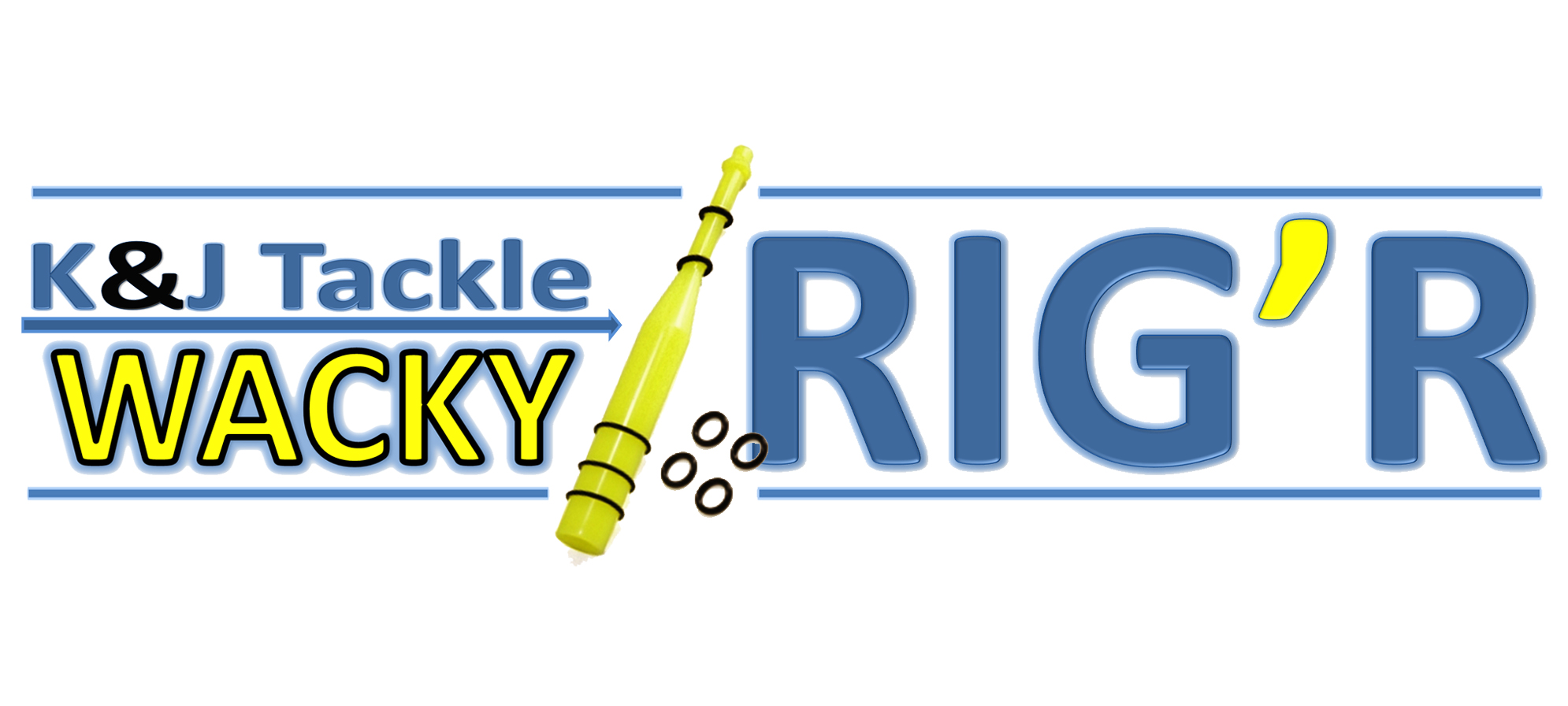 tackle wacky worm tool rigged senko O rings