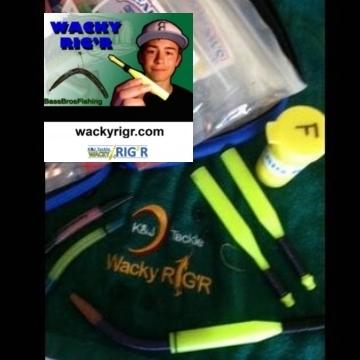 wacky rigger worm bill o wacky