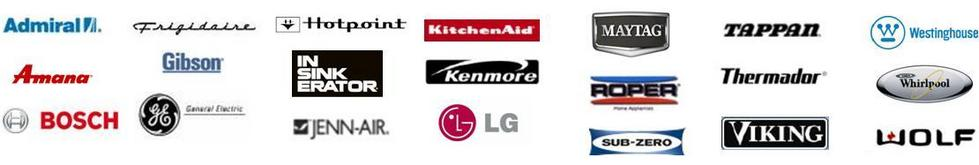 all major appliance brands