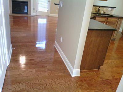 Dustless Re Shine Hardwood Floor Refinishing Atlanta Ga
