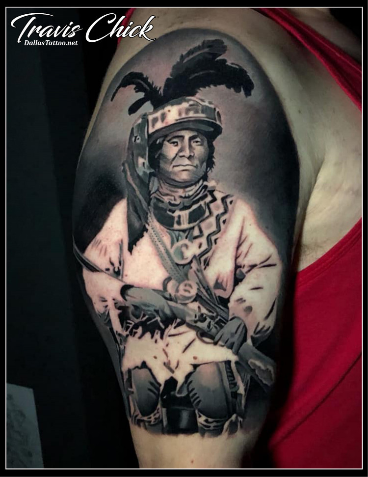Dallas Tattoo Artist