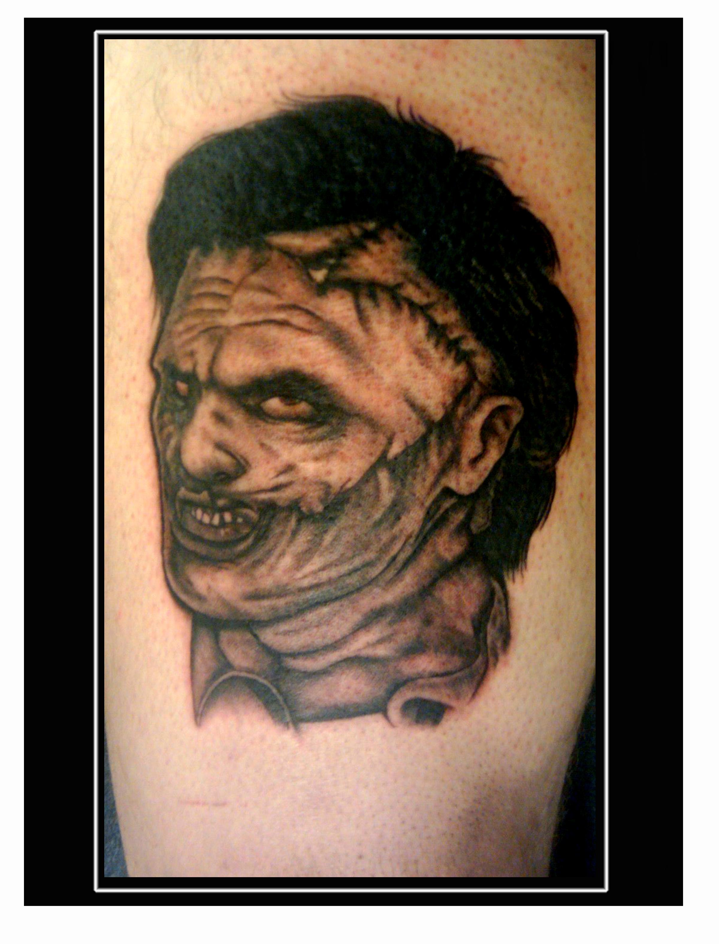 Dallas Tattoo Artist Kayden Digiovanni Photo Gallery