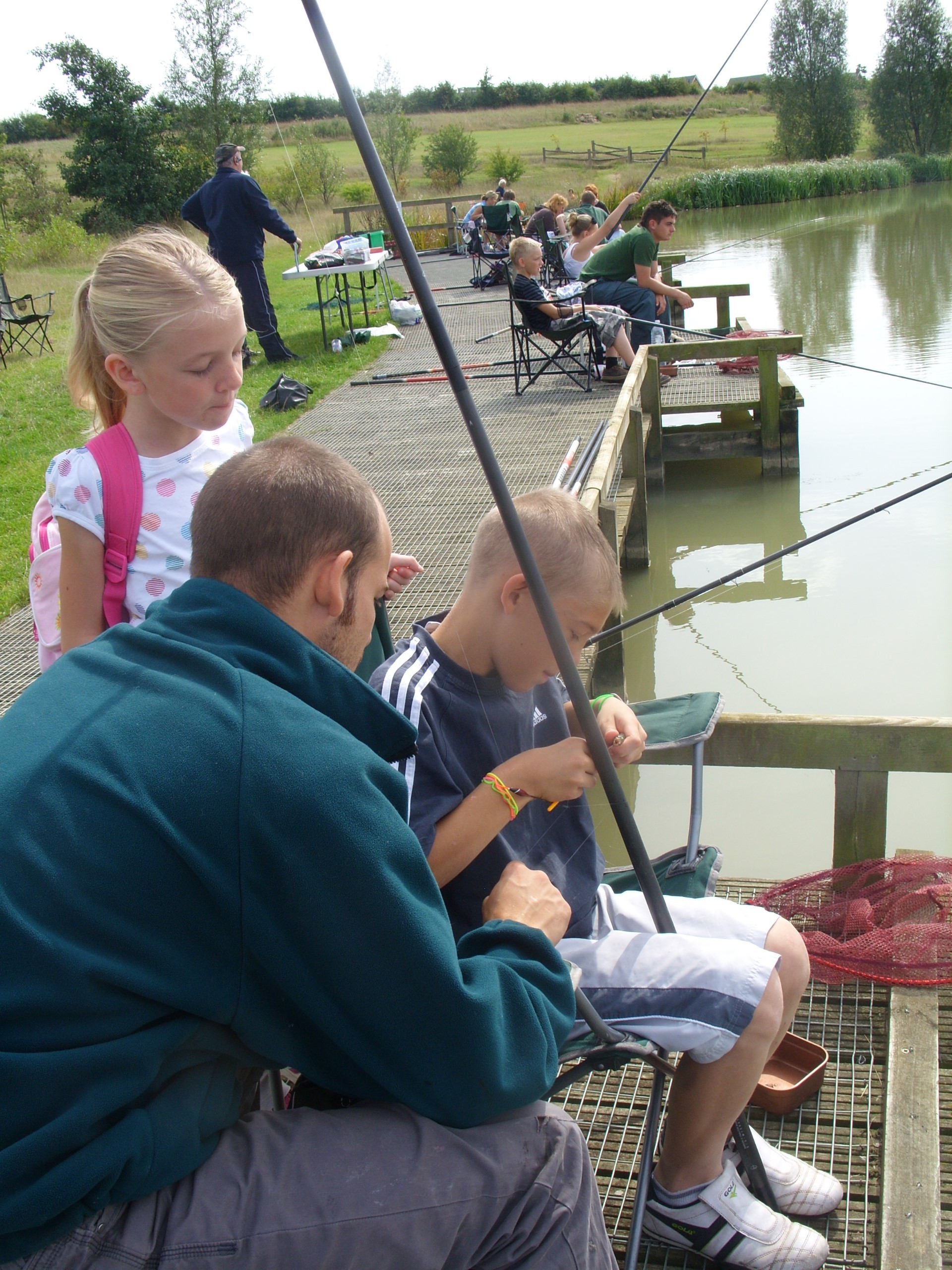 SS853300 Cambourne Fishing Taster Day 1st September 2010 (3)