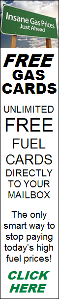 FREE fuel cards