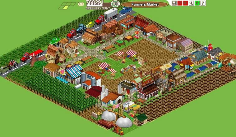 скачать бесплатно игру Farm Town - фото 5