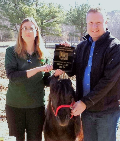 Legend Acres Professional Award Winning Facility and Trainers