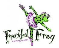 freckled frog logo