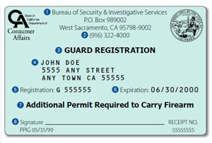 bsis guard card verify | Gemescool org