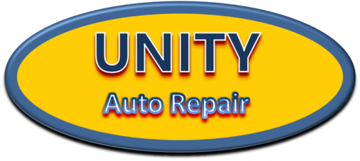 Unity Auto Repair And Tire Logo