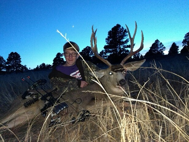 eastern plains deer hunt Outfitter Colorado