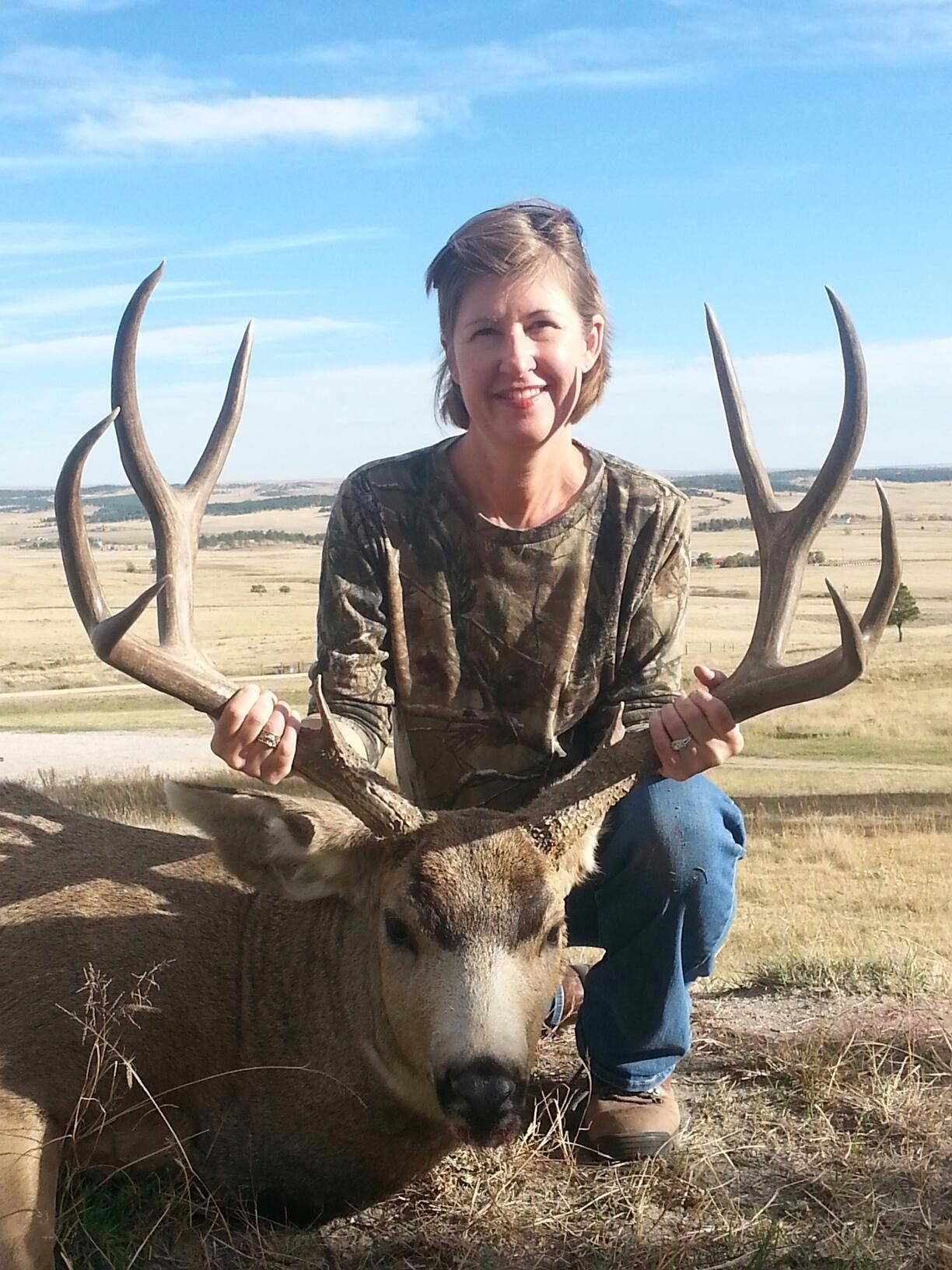 Eastern Plains - Trophy Mule Deer Hunting - Colorado Elk