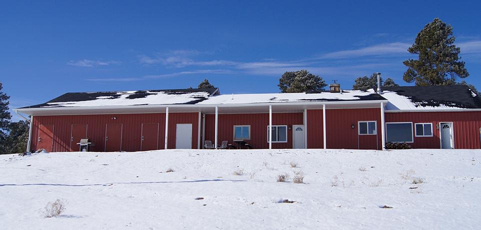 Hunting Lodge Eastern Plains Colorado