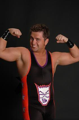 Joey Knight Wrestler