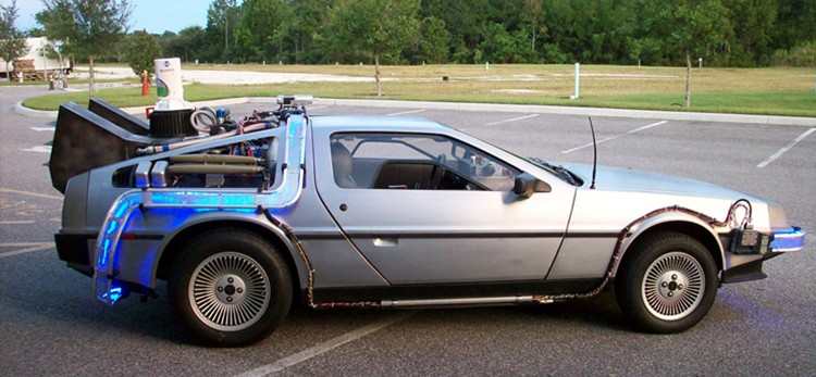 Rent a Delorean Florida