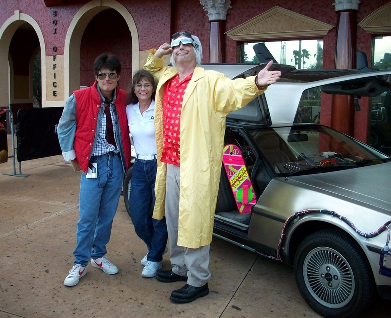 Delorean Hire