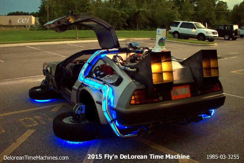 Rent a Delorean in Florida