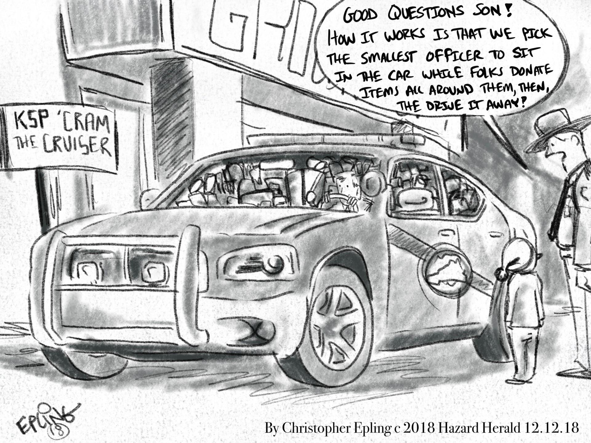 Epling Hazard Cram a Cruiser 12.12.18