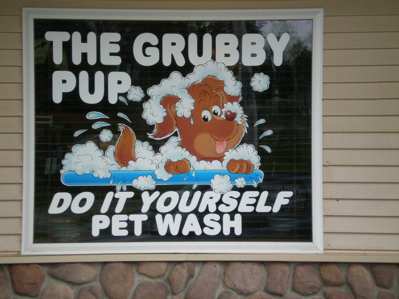 The grubby pup do it yourself pet wash solutioingenieria Gallery