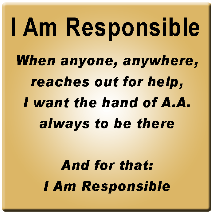 i am responsible for everything i Jean-paul sartre i am responsible for everything except for my very responsibility, for i am not the foundation of my being therefore everything takes place as if i.