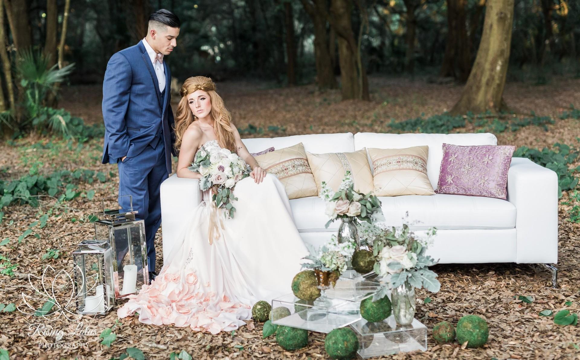 Tampa Bays Luxury Wedding Event And Formalwear Attire