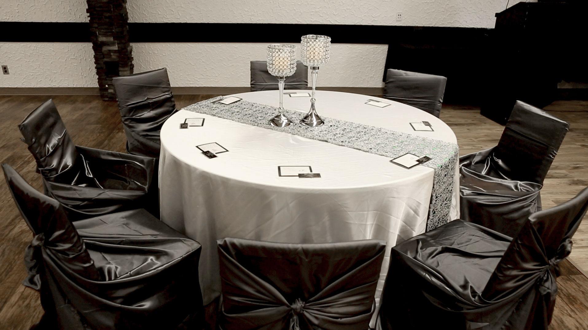 grey-&-blue-table