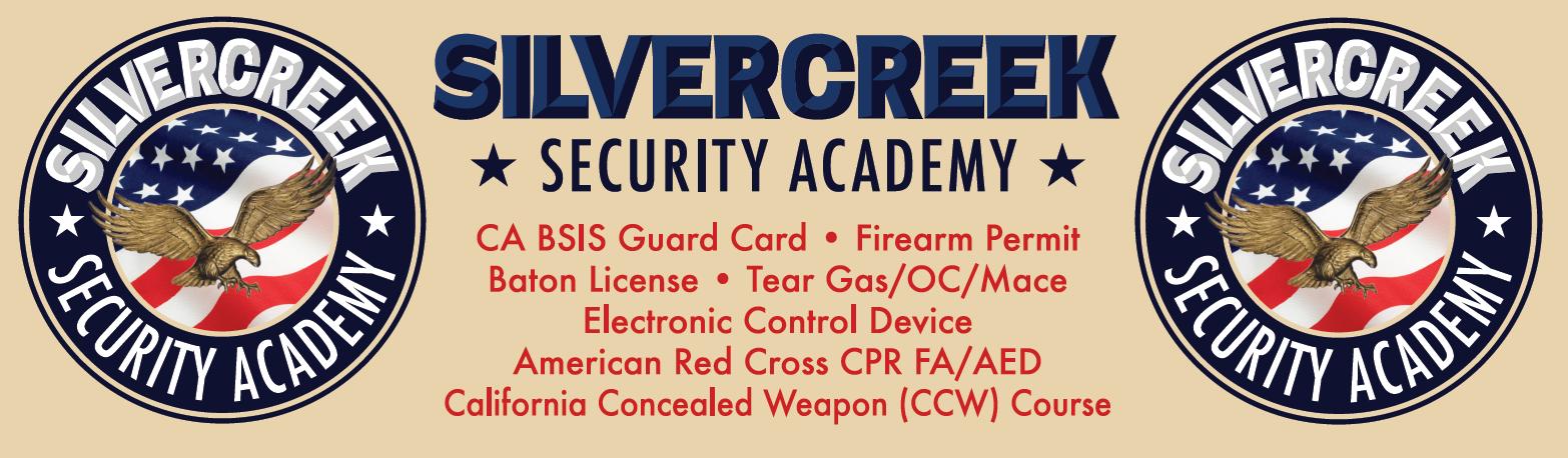 Security Guard Card, Firearm Permit, Baton Permit