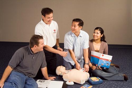 padi emergency first response cpr florida instruction