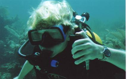 guided dive charter