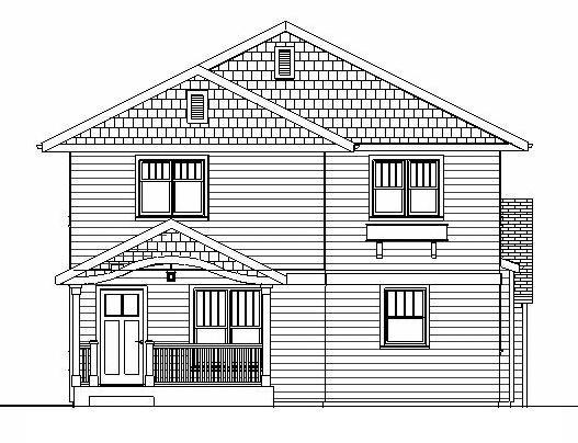 Elevation Plan Sample : Garage elevations joy studio design gallery best