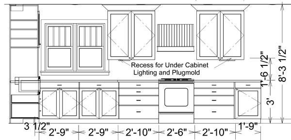 Cabinet Design Plans Prepossessing Cabinet Plans Design Inspiration