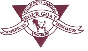 American Boer Goat Association Emblem